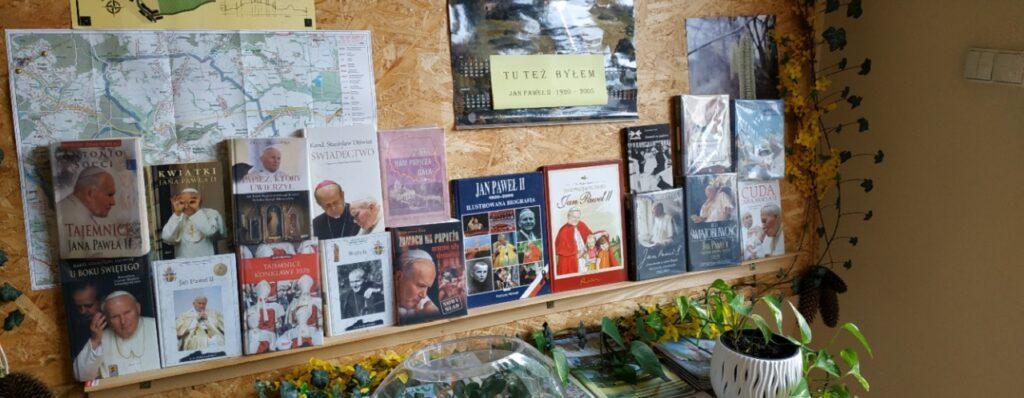 Wystawa w Czułówku – Jan Paweł II