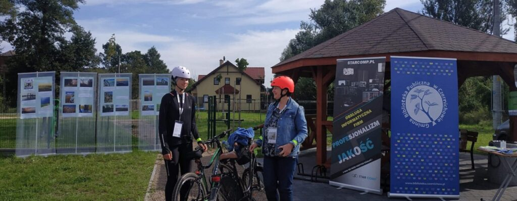 Zwiedzamy gminę Czernichów na rowerze